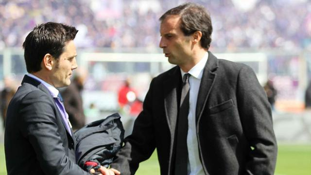 Serie A - Allegri: Milan caught napping
