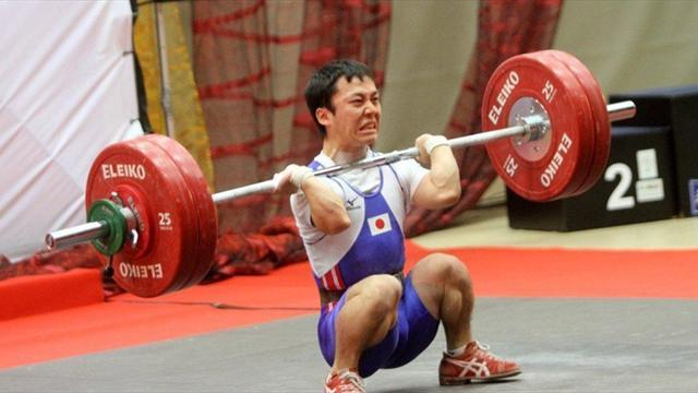 University Sports - Weightlifting competition underway in Israel