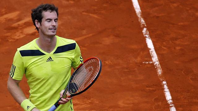 Tennis - Murray at a loss after Madrid Open defeat