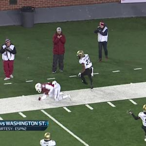 Recap: Washington State holds Colorado to a field goal in win