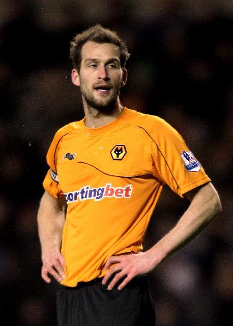 Roger Johnson endured a difficult first season with Wolves