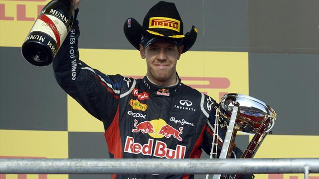 Formula 1 - Red Bull celebrate one title and wait for another