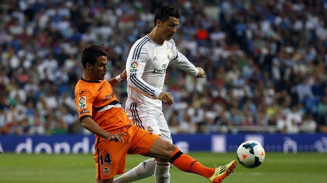 Liga - Ronaldo salvages point for Real with dramatic late stunner