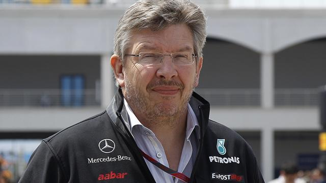 Formula 1 - Brawn: Fuel levels made Malaysia team orders necessary