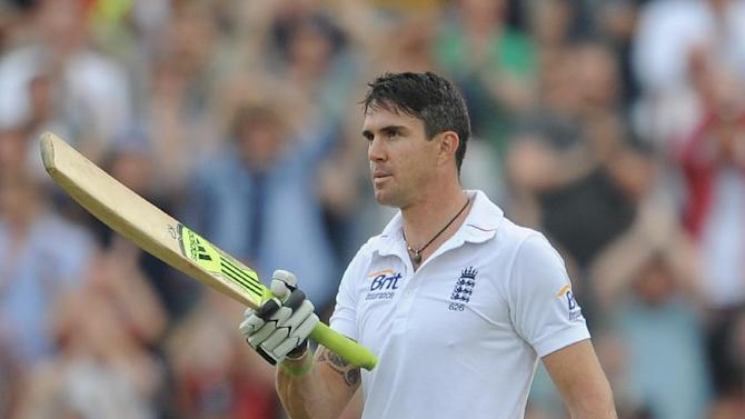 Kevin Pietersen has been at his brilliant best for England in the second Test