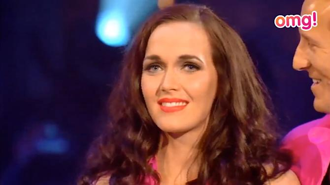 First weekend of Strictly and first tears from Victoria Pendleton