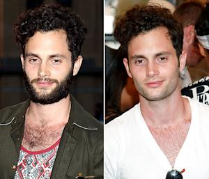 PIC: Penn Badgley Finally Shaves Off His Beard