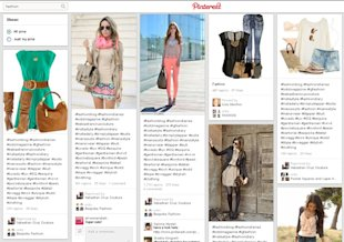 Developing a Strategy for Pinterest Group Boards image fashion