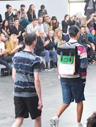 At the end of London Collections : Men yesterday, Grazia Daily attended an exclusive Q&A