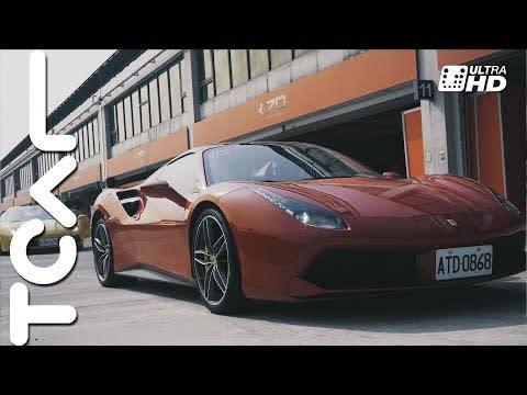 烈馬熱浪 Ferrari 488 GTB 賽道體驗 - TCAR