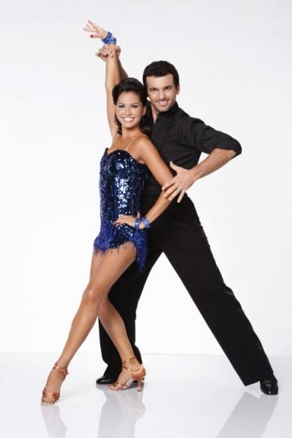 'Dancing with the Stars: All-Stars' promo photo with Melissa Rycroft and Tony Dovolani -- ABC