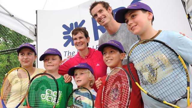 Tennis - LTA told to cash in on Murray effect or face funding cuts