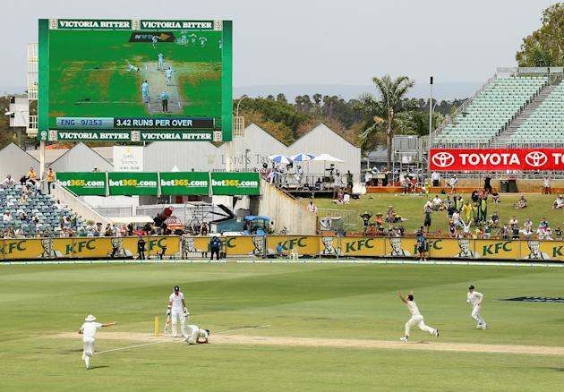 Australia v England - Third Test: Day 5