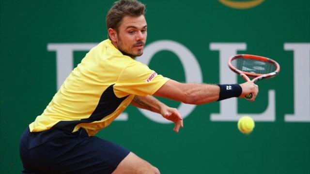 Tennis - Wawrinka ousted by young pretender Thiem in Madrid