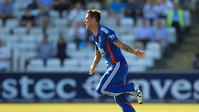 Cricket - England make promising start