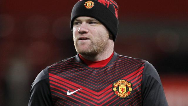 Premier League - Rooney would relish England and United captaincy