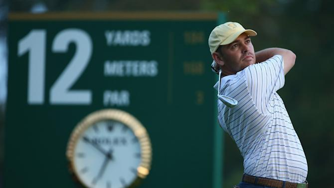 The Presidents Cup - Round Three