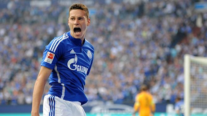Serie A - Schalke confirm Juventus are in talks with Julian Draxler