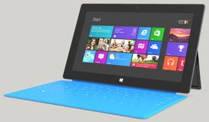 The New Microsoft Surface Tablet