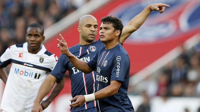 Ligue 1 - Silva set to partner Alex for PSG