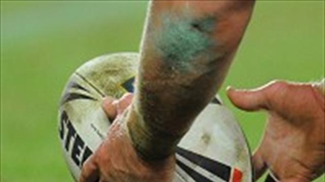 Rugby League - Rowley leaves WRL post