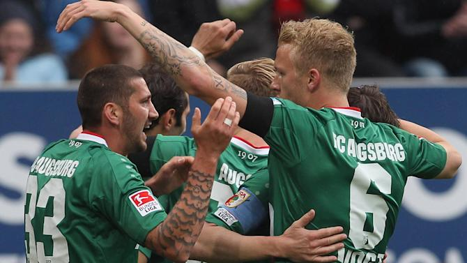 Video: Augsburg vs Hamburger SV