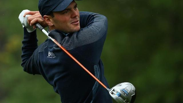 Golf - Kaymer sets Players pace with record equalling 63