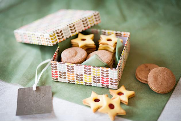 Vanocni Cukrovi or Czech Christmas Cookies