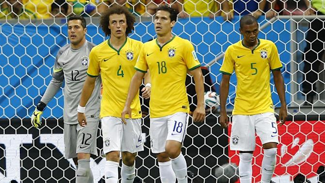 World Cup - Brazil humiliated again as Dutch take third