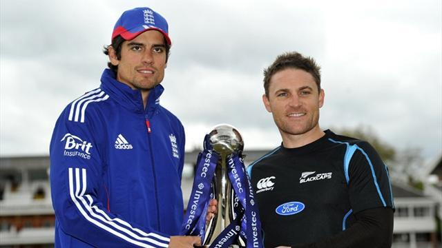 Cricket - Match preview: England v New Zealand, First Test