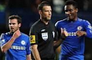Chelsea regret club's handling of Mark Clattenburg racism allegation