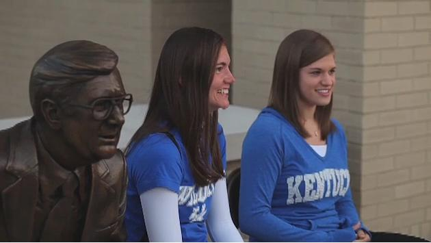 Video: Big Blue Madness ticket campers wait