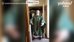 Fashionista priest slays in Catholic edition of TikTok's 'What I'd Wear Challenge'