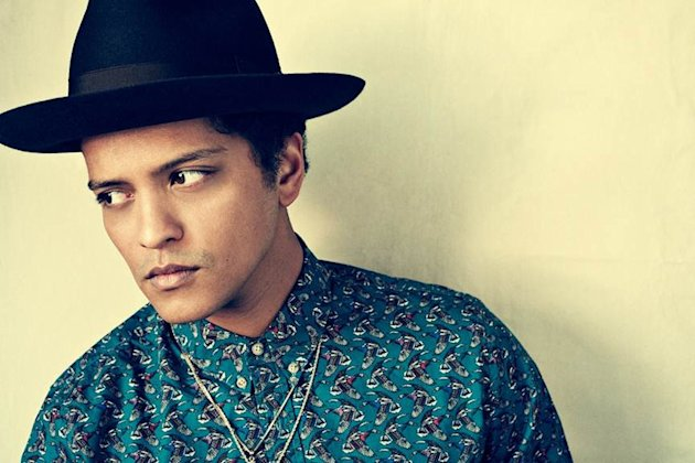 Bruno Mars (Photo courtesy of Warner Music Philippines) )