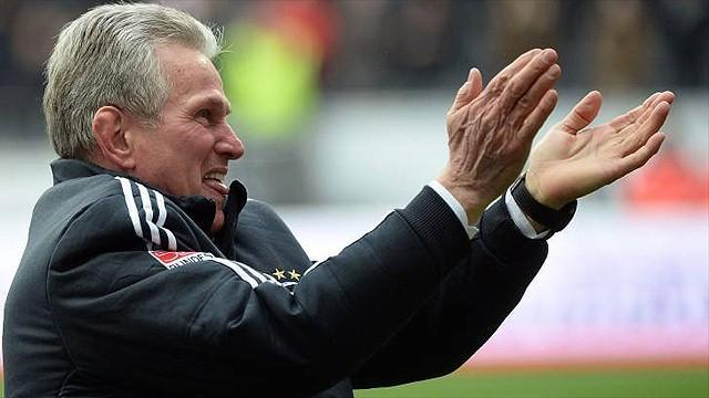 Bundesliga - Heynckes will leave Bayern with head held high