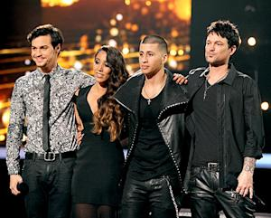 X Factor's Season Three Winner Revealed! Alex & Sierra Finish on Top