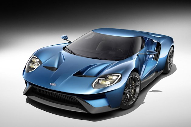 ford gt 2016 photo