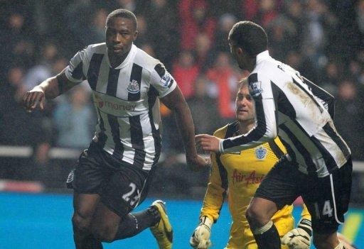 Nigeria can't have Ameobi, says Newcastle boss