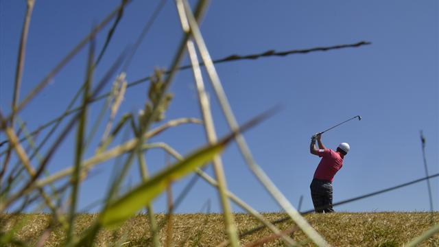 The Open Championship - We were playing badly, not slowly, says unhappy McDowell