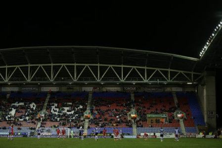 Soccer - Sky Bet Championship - Wigan Athletic v Cardiff City - DW Stadium