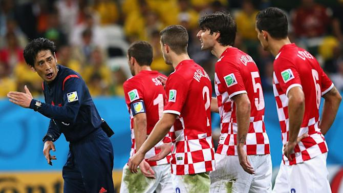 Football - 'Outright thuggery': The best quotes of the World Cup so far