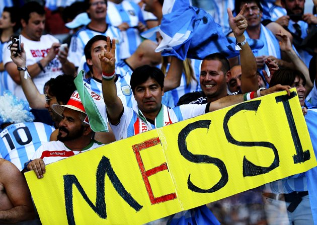 Overreaction Theatre: Messi is massively overrated… actually, he's not