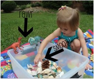 Create a Summer Sensory Box