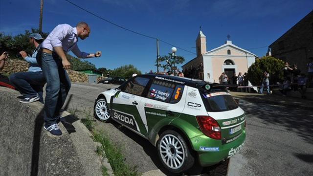 ERC - Outline Tour de Corse details revealed