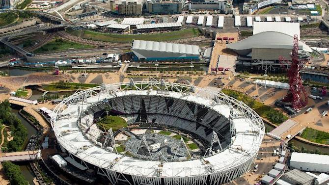 West Ham want to play at the Olympic Stadium