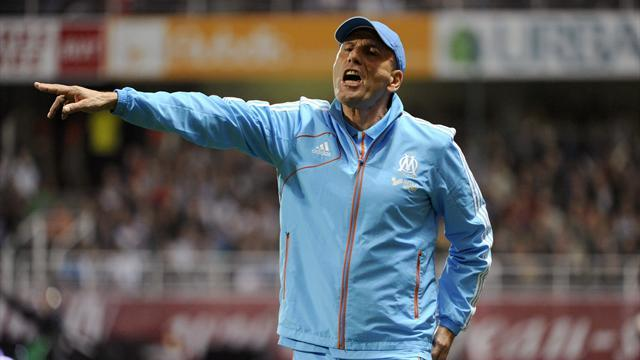 Ligue 1 - Baup not worried by Marseille losing streak