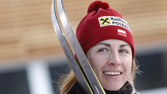 Cross-Country Skiing - Kowalczyk wins fourth Tour de Ski title