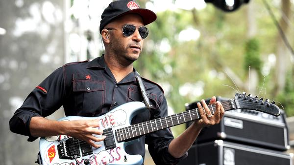 Tom Morello Calls Paul Ryan 'Jackass,' Accuses Obama of 'War Crimes'