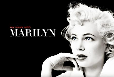 Beautiful Michelle Williams in 'My Week With Marilyn'. Copyright [The Weinstein Co.]