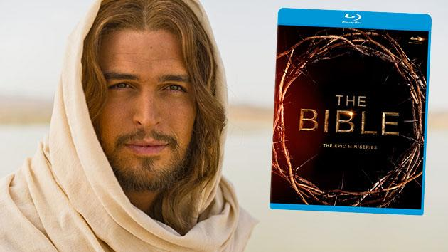 """The Bible: The Epic Miniseries"" on Blu-Ray"